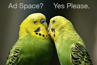 """""""Adspace"""