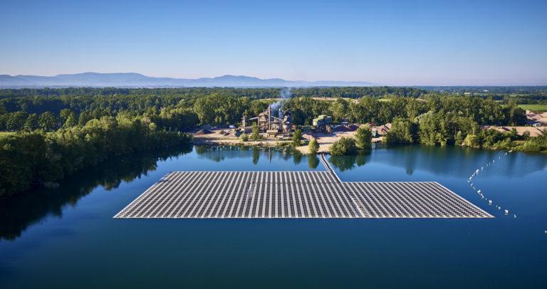 suntech floating solar